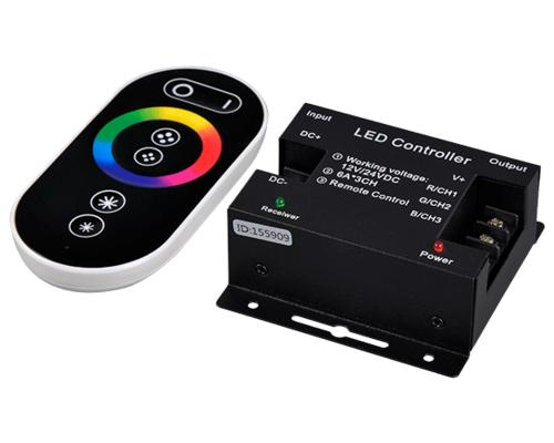 Контроллер RGB 18А
