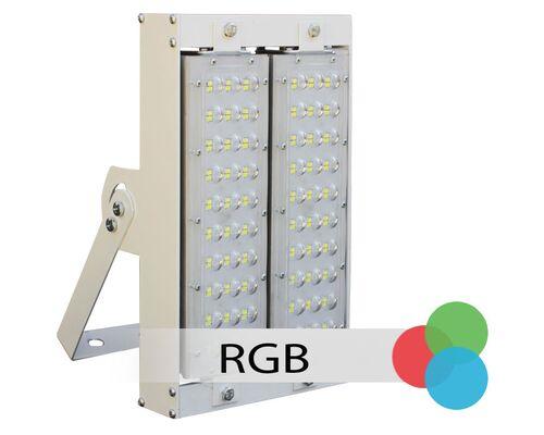 Прожектор архитектурный лучевой 140W 24V IP66 30,60,90° на светодиодах OSRAM (Германия) RGB