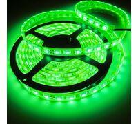 Светодиодная лента 5050 IP68 14,4W 12V зеленый свет 78346