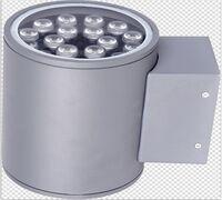Светодиодный светильник двусторонний D130 2*12W 220V IP65 на светодиодах OSRAM (Германия)