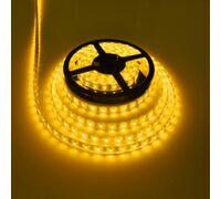 Светодиодная лента 5050 IP68 14,4W 12V желтый свет 78357