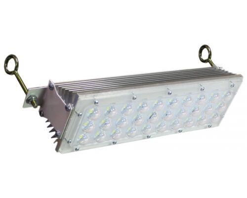 Светодиодный светильник для спортивных сооружений НСП M1 30W 220V IP50 60гр OSR (NW)