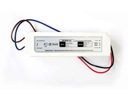 Блок питания 12V 100W IP65 71735