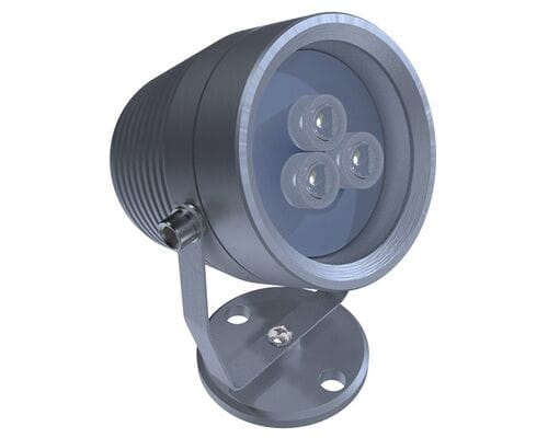 Архитектурный светильник лучевой D65 12W 12V IP65 10,25,45,60° на светодиодах CREE (США) RGBW