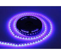 Светодиодная лента 5050 герметичная 14.4W 12V синий свет 78802