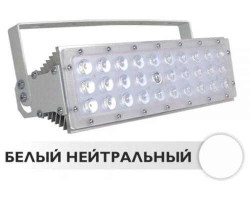 Светодиодный прожектор для спортивных сооружений M1 30W 220V IP66 60гр OSR (NW)