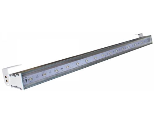 Cветильник линейный лучевой L1000 P-04 48W 24V IP65 10,25,45,60° на светодиодах CREE (США) RGB