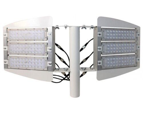 Светильник с разносом плоскостей РКУ M6 180W 220V IP66 на светодиодах NICHIA (Япония)