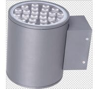 Светодиодный светильник двусторонний D180 2*30W 220V IP65 на светодиодах OSRAM (Германия)