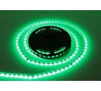Светодиодная лента 5050 негерметичная 14.4W 12V зеленый свет 73596