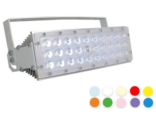 Прожектор архитектурный лучевой M1 30W 24V IP66 30,60,90° на светодиодах OSRAM (Германия)