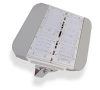 Светодиодный прожектор заливной М2 100W 220V IP65 на светодиодах OSRAM (Германия)