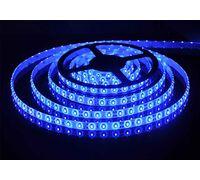 Светодиодная лента 3528 герметичная 4.8W 12V синий свет 75739, 75205