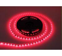 Светодиодная лента 5050 герметичная 14.4W 12V красный свет 78896