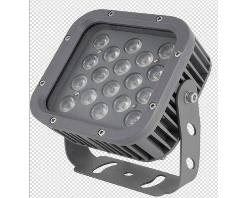 Светодиодный светильник лучевой 135*135 18W 220V IP65 на светодиодах OSRAM (Германия)