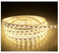 Светодиодная лента 5050 IP68 14,4W 12V теплый свет 78388, 73615
