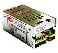 Блок питания 12V 12W IP20 71692
