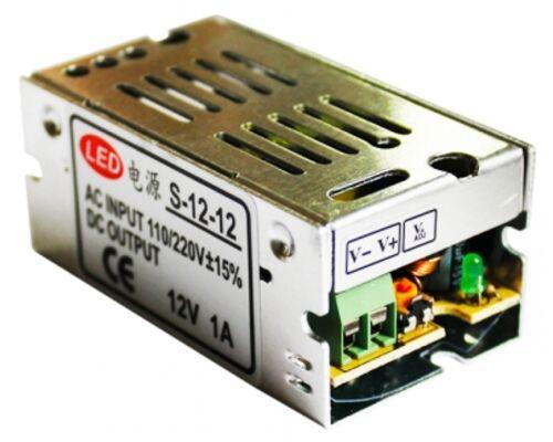 Блок питания 12V 12W IP20 71692 (B2N012ESB)