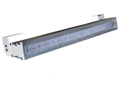 Cветильник линейный лучевой L200 P-04 16W 24V IP65 10,25,45,60° на светодиодах CREE (США) RGBW DMX