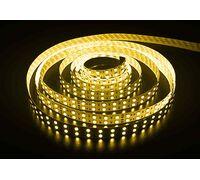 Светодиодная лента 3528 негерметичная 9.6W 12V желтый свет 75894, 72347
