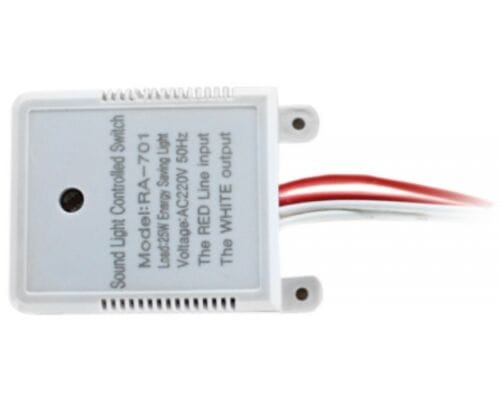 Датчик звука и освещённости RA701 220V 18W