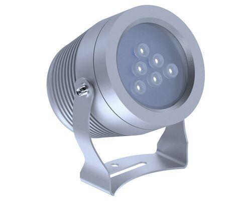 Архитектурный светильник лучевой D100 24W 24V IP65 10,25,45,60° на светодиодах CREE (США) RGBW DMX