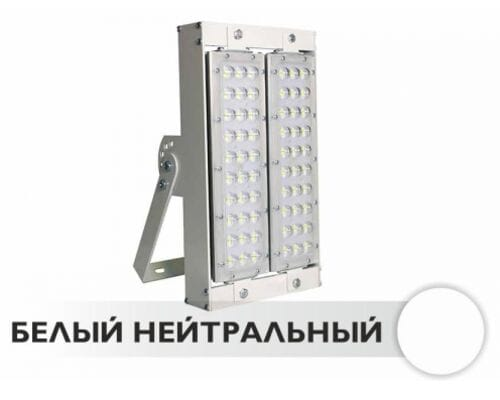 Светодиодный прожектор для спортивных сооружений M2 60W 220V IP66 60гр OSR (NW)