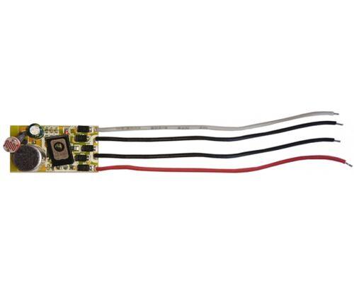 Датчик звука и освещенности открытый 220V 30W