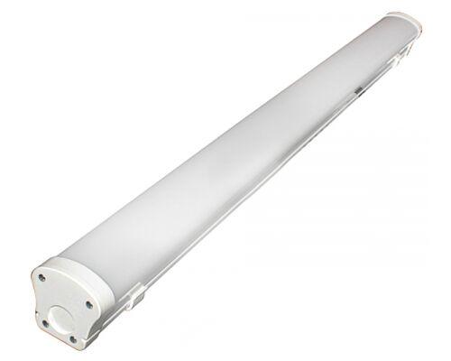 Cветодиодный светильник L1000 36W 220V IP54 на светодиодах NICHIA (Япония) пласт. корпус, матовый