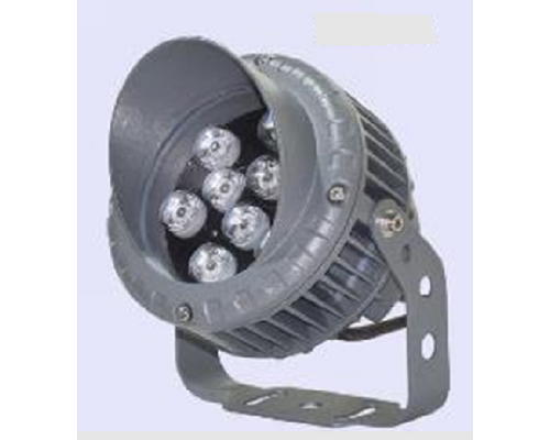 Светодиодный прожектор D120 9W 24/220V IP65 на светодиодах OSRAM (Германия)