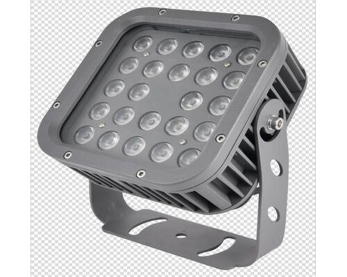 Светодиодный светильник лучевой 160*160 24W 220V IP65 на светодиодах OSRAM (Германия)