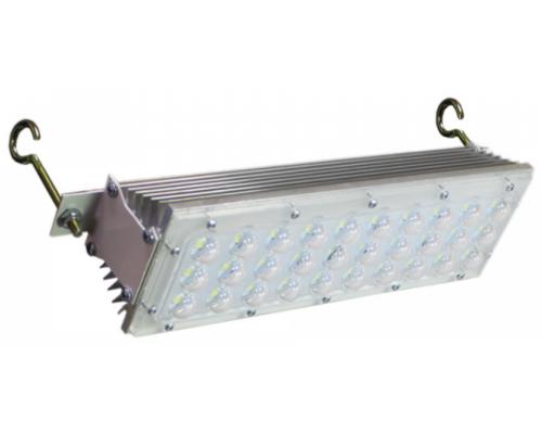 Светодиодный светильник НСП M1 30W 220V IP50 на светодиодах NICHIA (Япония)