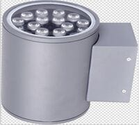 Светодиодный светильник двусторонний D145 2*18W 220V IP65 на светодиодах OSRAM (Германия)