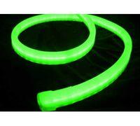 Светодиодный гибкий неон 8W 220V зеленый свет 48570