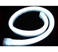Светодиодный гибкий неон 8W 220V холодный свет 48574