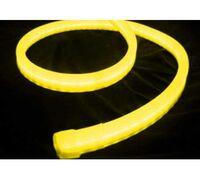 Светодиодный гибкий неон 8W 220V желтый свет 48576