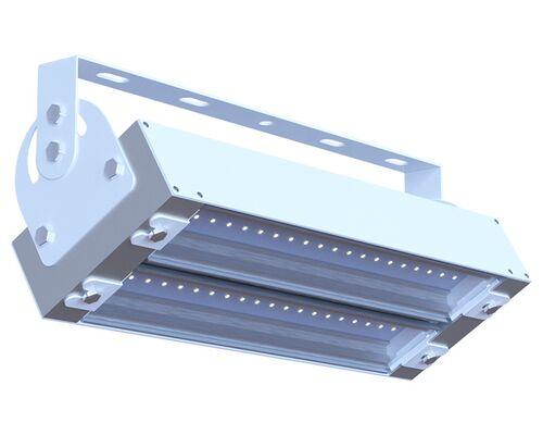 Светодиодный прожектор лучевой M2 P-04 48W 24V 10,25,45,60° на светодиодах CREE (США) RGB