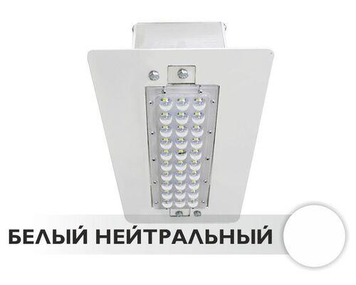 Светодиодный светильник для АЗС М1 30W 220V IP66 на светодиодах NICHIA (Япония)