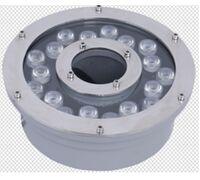 Светодиодный светильник подводный D200 18W 24V IP68 на светодиодах OSRAM (Германия)