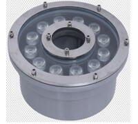 Светодиодный светильник подводный D180 12W 24V IP68 на светодиодах OSRAM (Германия)
