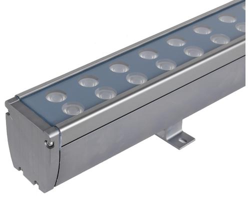 Светодиодный светильник лучевой L500 36W 220V IP65 на светодиодах OSRAM (Германия) RGB