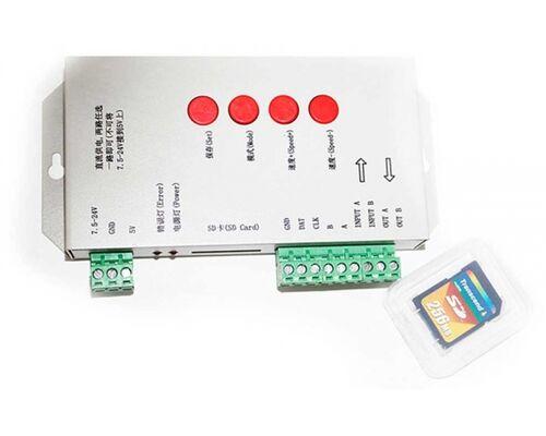 DMX-контроллер для светодиодного оборудования T-1000C