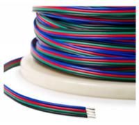 RGB провод для светодиодной ленты 4х0,25 70312