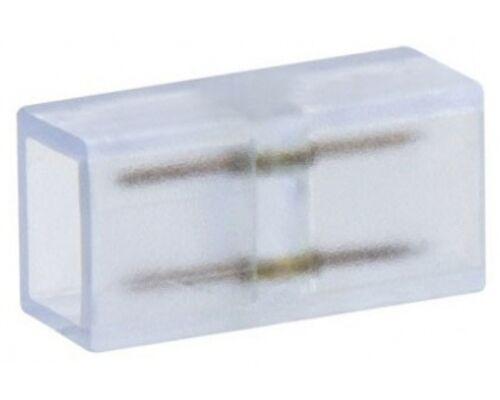 Коннектор 220V 5050 2-конт для ленты IP68 59018