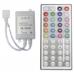 Контроллер RGB 12V 144W 12A c большим ИК пультом 51326 (CRL144ESB)