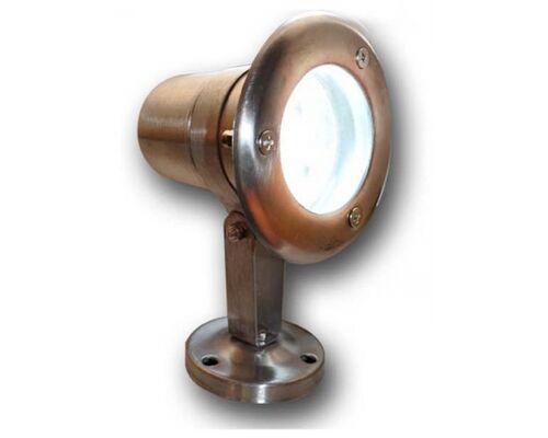 Светодиодный светильник подводный HH-502 9W 12V IP68 OSR (RGB)