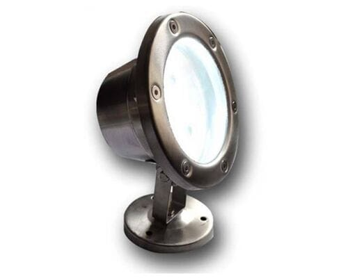 Светодиодный светильник подводный HH-508 18W 12V IP68 OSR (RGB)