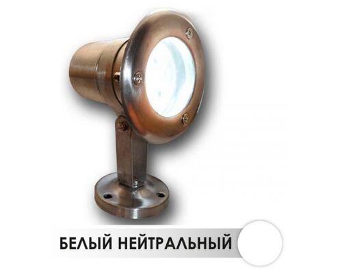 Светодиодный светильник подводный лучевой HH-502 4W 12V IP68 OSR (NW)