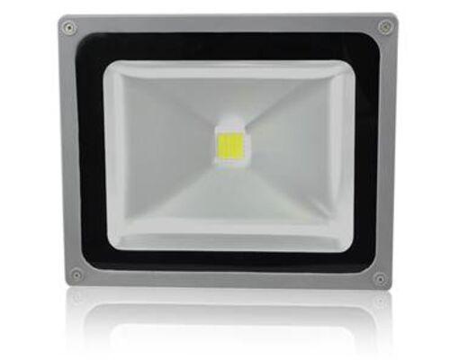Светодиодный прожектор 10W, IP65, 220V, белый 40728