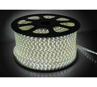 Светодиодная лента 5050 герметичная 14,4W 220V холодный свет 73668, 70828